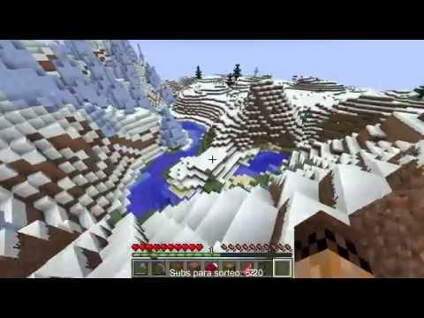 La primera vez de Dayo en Minecraft