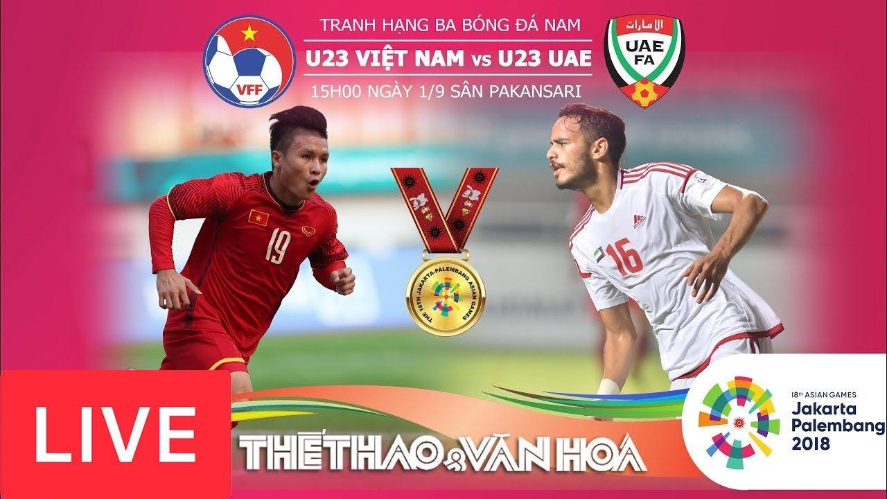 Xem trực tiếp bóng đá U23 Việt Nam vs U23 UAE trên điện thoại