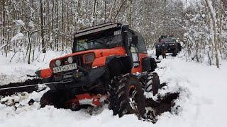 Вадим пересел на трактора, «Адская просека») название говорит само за себя