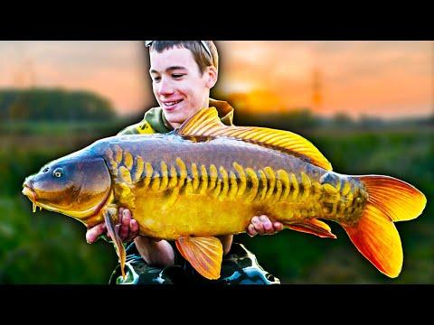 CARP FISHING - Most amazing carp we've ever caught!