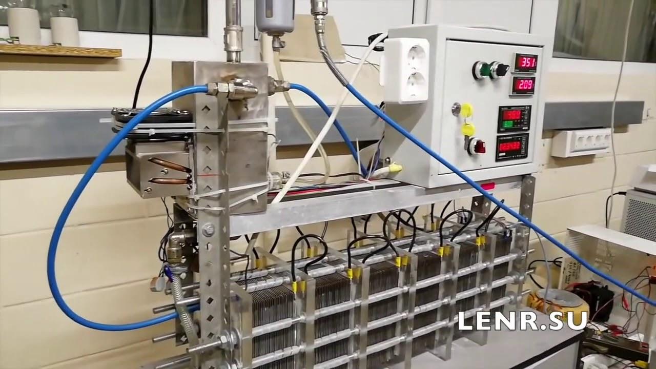 Электролизер для получения HHO газа продается