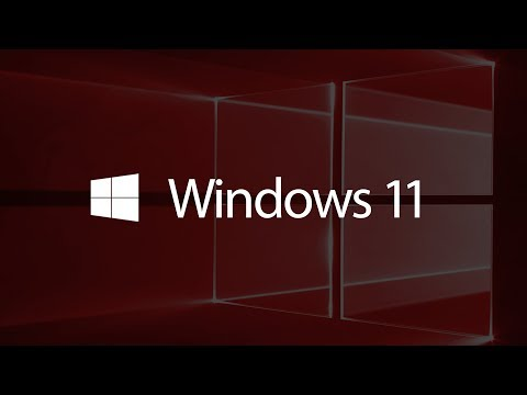 Introducing Windows 11 (Concept)