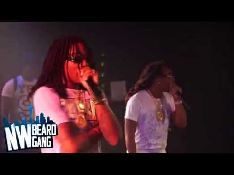 Migos - Fight Night [Official Live Footage]