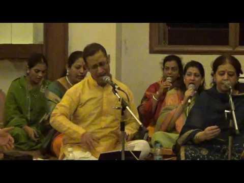3 Bhajan - Guru Ek Jagi Trata by Rajeev Bagdthey and Pune Music Group