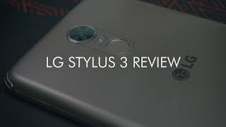 LG Stylus 3 Review (feat. Jo Briones)