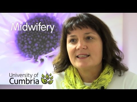 Midwifery at the University of Cumbria