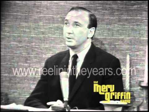 Neil Simon  Merv Griffin  1967