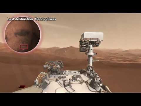 Marte: Paseo turístico por lo desconocido / Travel guide to Mars [IGEO.TV]
