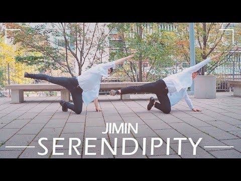 [EAST2WEST] BTS (방탄소년단) JIMIN - Serendipity Choreography by Christbob Phu & Tianjing Li