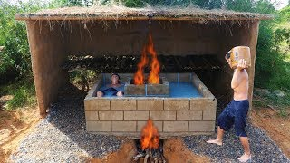 Build Warm Water Pool