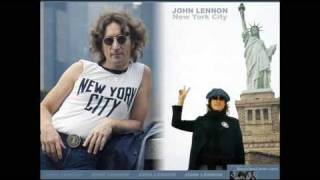 John Lennon - Whatever gets you trough the night (Studio,Music,Lyric)