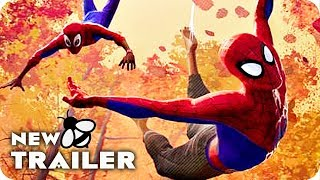 Spider-Man: Into the Spider-Verse Trailer (2018) Animated Spider-Man Movie