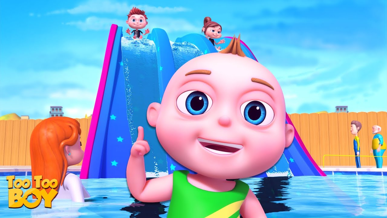 Download Pool Pool Episode   TooToo Boy   Cartoon Animation For Children   Videogyan Kids Shows