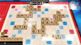 Scrabble [Marmalade 2015 version] (PC Game on Steam) Gameplay 1080p 60fps