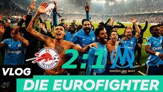 EUROPA LEAGUE: FC SALZBURG - OLYMPIQUE MARSEILLE! AU REVOIR EUROPA LEAGUE!