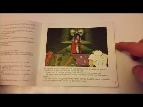 Thundercats Audio Book The Mutants Alliance Memory Moment
