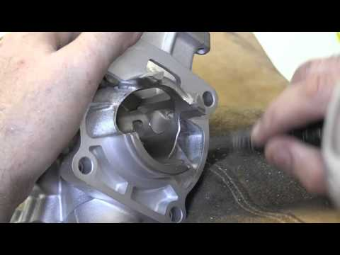 F1MOTO 2016 CYLINDER PORTING REVIEW KX85 PERFORMANCE