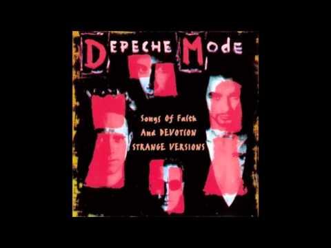 depeche mode songs of faith and devotion megamix  singles/remix