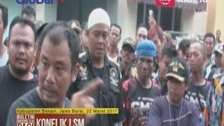 [Emosi Tingkat Dewa] Bentrok GMBI dan Gibas di Bekasi Dipicu Masalah Pribadi - BIP 23/03