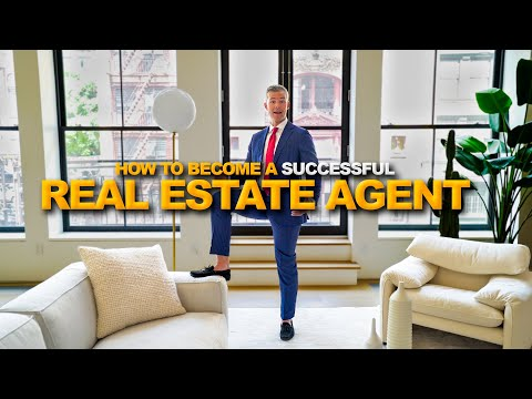 How to be a SUCCESSFUL Real Estate Agent in 7 Steps | Ryan S