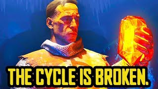 THE ENTIRE BLACK OPS 4 ZOMBIES STORYLINE EXPLAINED (How The Cycle Was Broken in Aether Story)