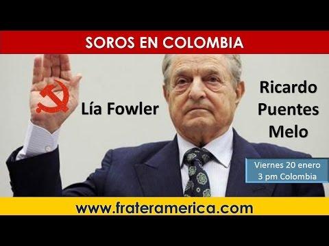 Programa Especial: Soros en Colombia. 20-01-2017.