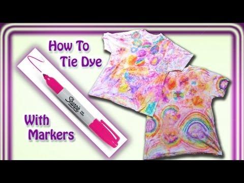advanced tie dye techniques instructions