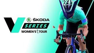 2020 V-SERIES Women's Tour Stage 3 on Cyclingnews.com