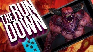 Nintendo Switch Gets Violent - The Rundown - Electric Playground