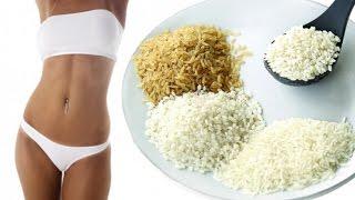 Рисовая диета / Белковая диета для похудения