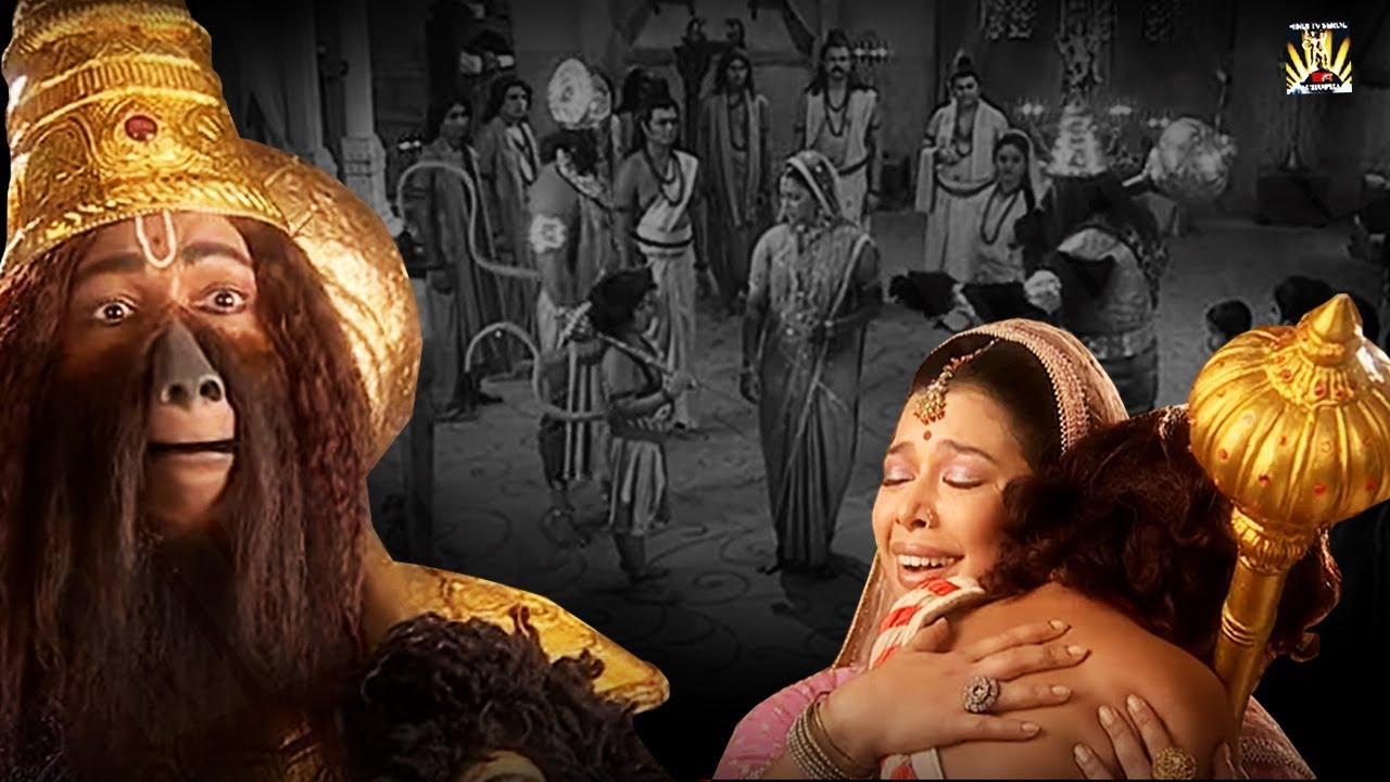 काका ने जब मारुती की अलौकिक शक्तियों के बारे बताया सबको - Hanuman Serial @Evergreen Hindi Serials