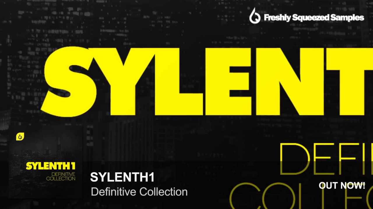 freshly squeezed samples sylenth1