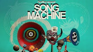 Gorillaz - Pac-Man (3D Audio)