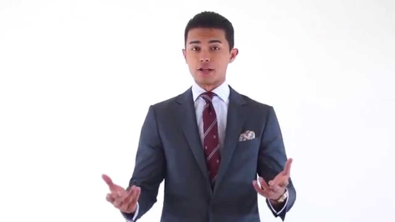 e4d1c9a1dcb How to Dress Business Casual (what is business casual ) - YouTube