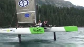 Repeat youtube video Das fliegende Segelboot