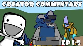 Creator Commentary (S1 E1-5) StarCrafts