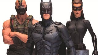 Previews Reviews - May 2012 New Toys, Statues, and Collectables