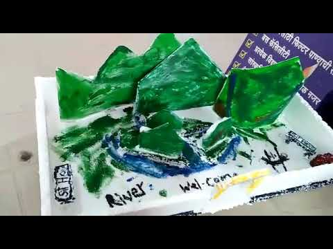 Best model of mountains of LINCOLN INTERNATIONAL SCHOOL