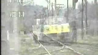 Viaje Corto del laja // Locomotora E-30 + Coches (4°)