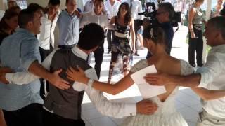 BALLI DI GRUPPO AL MATRIMONIO - COWBOY VIADO - CAVALLINO ROSSO ANIMAZIONE FRANCESCO BARATTUCCI