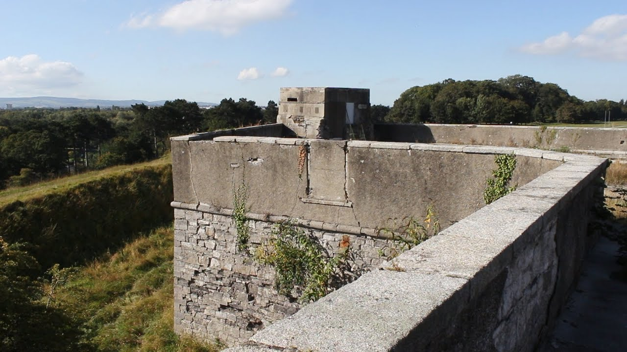 We had a Tour of the Magazine Fort in the Phoenix Park Dublin – Ireland