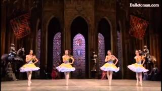 Esmeralda's Friends - Act 2 (Bolshoi ballet 2011)