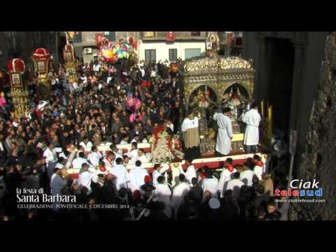 La Festa di Santa Barbara 4 Dicembre 2014