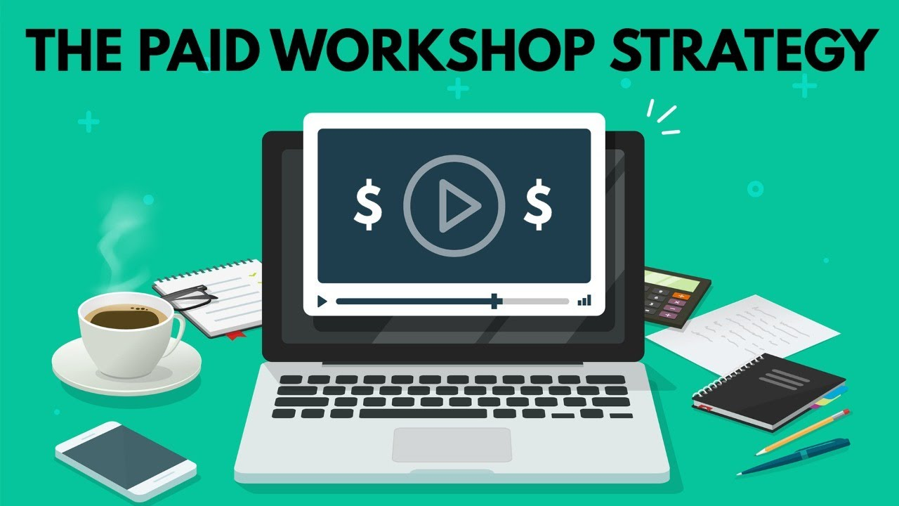 Creating an Online Paid Workshop - The Income Stream with Pat Flynn - Day 97