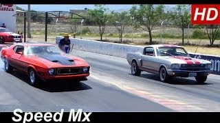 1973 Ford Mustang Mach 1 Vs 1966 Mustang Fastback