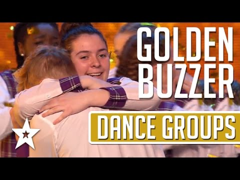 Golden Buzzer Dance Groups On Britain's Got Talent! Got Talent Global