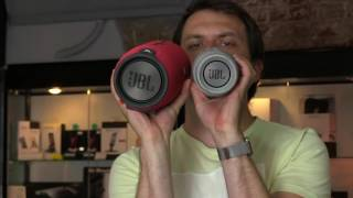 Обзор акустики JBL Charge 3 - полностью водонепроницаемая!