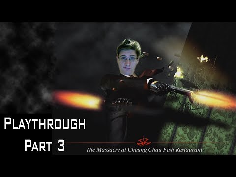 Hitman Codename 47 Playthrough Part 3 (The Massacre at Cheung Chau Fish Restaurant) [1080p HD] |