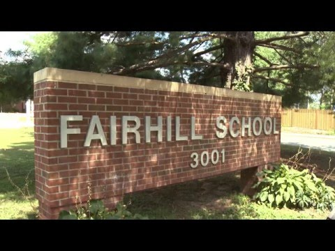 What's in a Name? -- Fairhill Elementary School