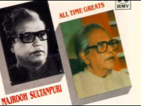 Tribute to Majrooh Sultanpuri